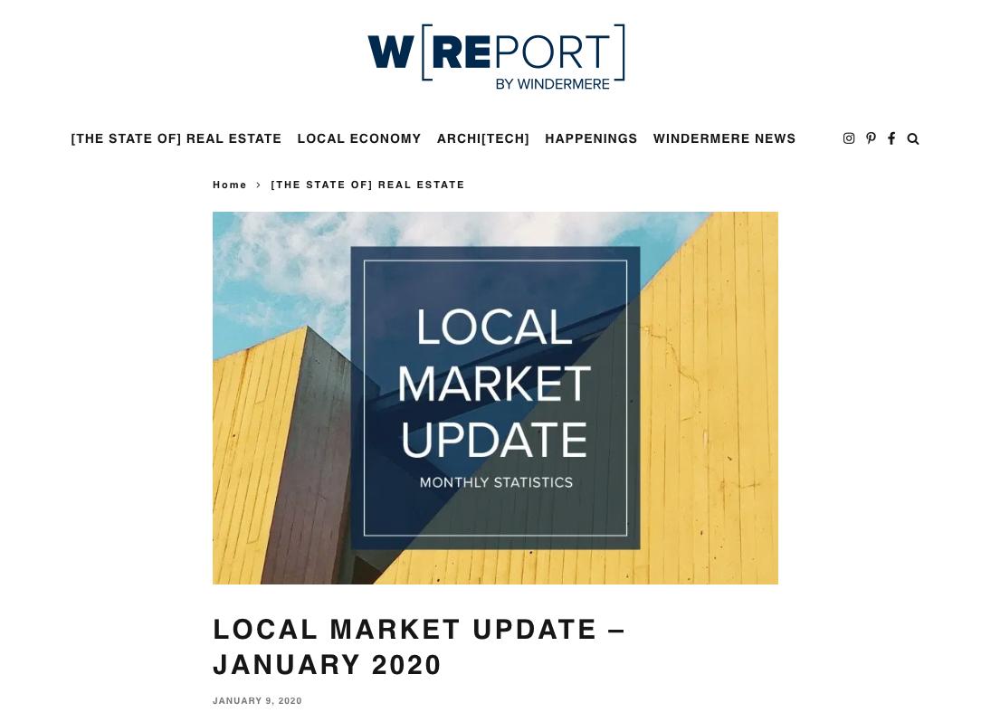 2020 Seattle RE update